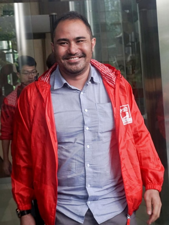 PTR, DPW PSI Jakarta laporkan proyek Revitalisasi Monas, KPK