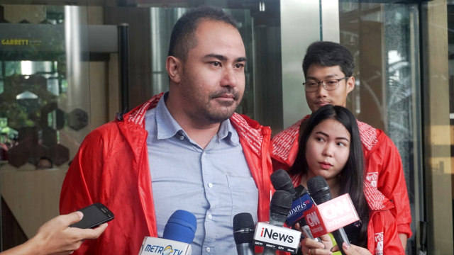 DPW PSI Jakarta laporkan proyek Revitalisasi Monas, KPK