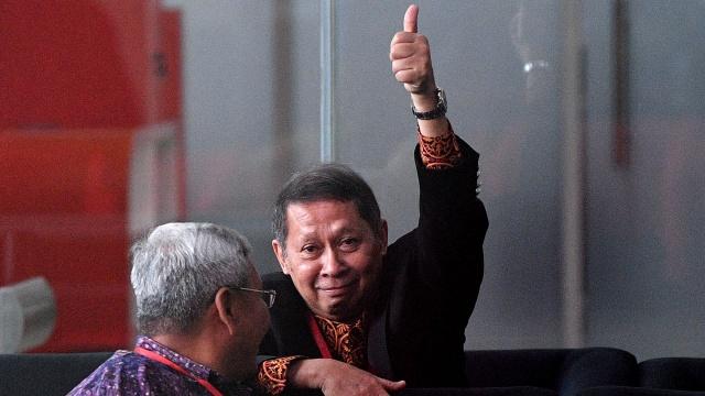 RJ Lino Ditahan KPK: Saya Senang Sekali, 5 Tahun Menunggu (53514)