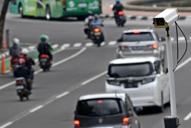 PSBB Transisi Diperpanjang, Ganjil Genap Masih Belum Berlaku di Jakarta (6752)