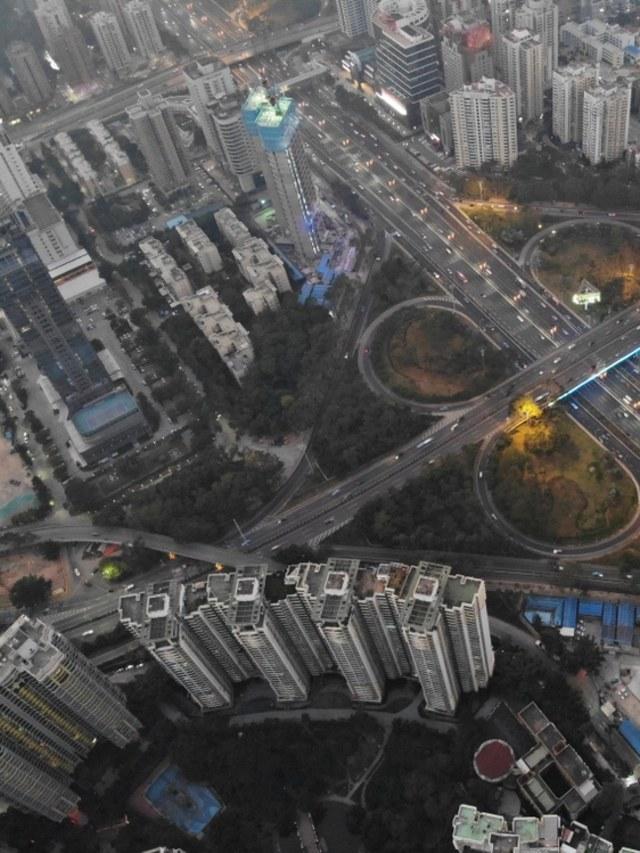 PTR, Kota Huanggang