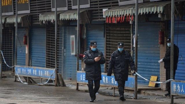 virus corona, Kota Wuhan, China diisolasi