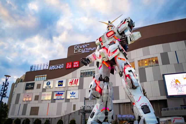 Robot Gundam Setinggi 18 Meter Siap Dibuka di Jepang 19 Desember (234062)