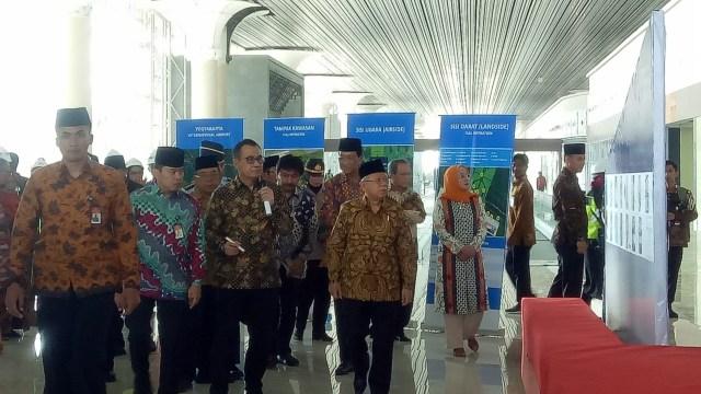 Ma'ruf Harap Bandara Baru Yogyakarta Mampu Naikkan Jumlah Turis Asing (89962)