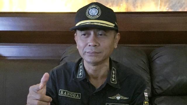 Petinggi Sunda Empire HRH Ki Ageng Ranggasana