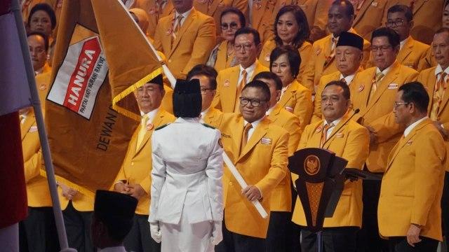Hanura Respons Penyegelan Kantor di Cilangkap: Gedung Sudah Diserahkan Wiranto (216897)