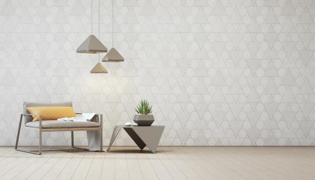 Tips Deko Motif Wallpaper Minimalis Untuk Dekorasi Ruang Tamu Kumparan Com