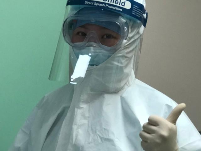 Foto: Melihat Tim Medis RS Wuhan di China Tangani Virus Corona (406197)