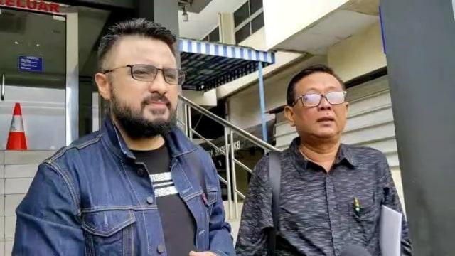 Merasa Ditipu Ratusan Juta, Rizal Djibran Lapor Polisi (250552)