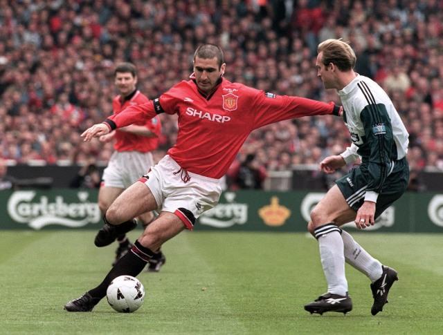 Eric Cantona, Manchester United