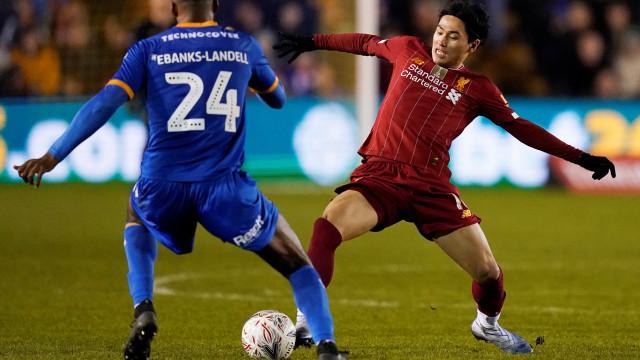 Liverpool vs Shrewsbury