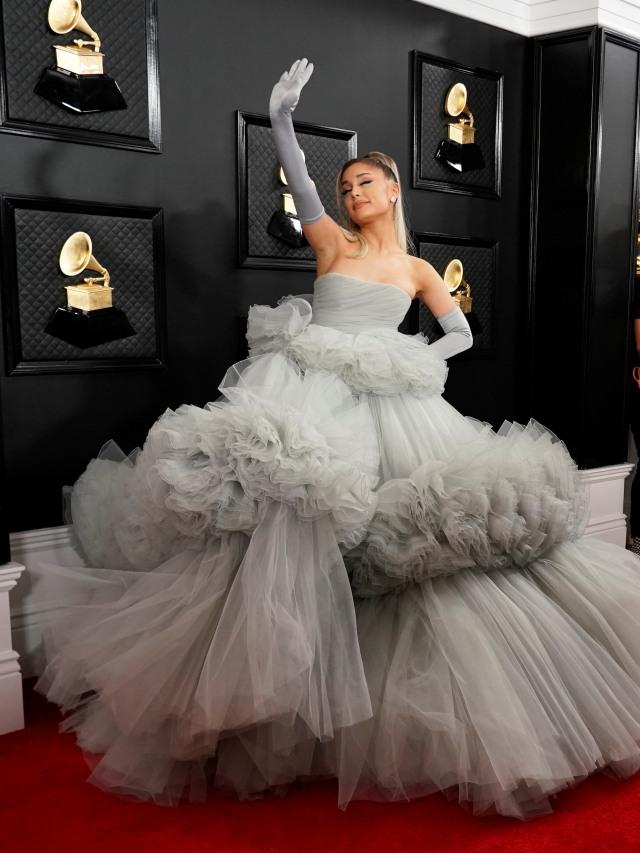 Grammy Awards Ke-62, Ariana Grande