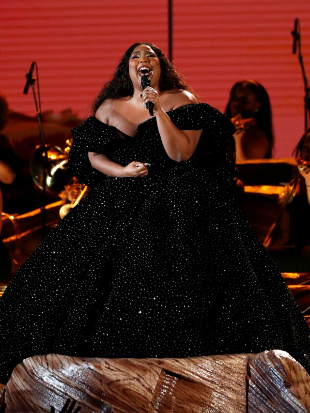 PTR, Lizzo, Grammy Awards Ke-62