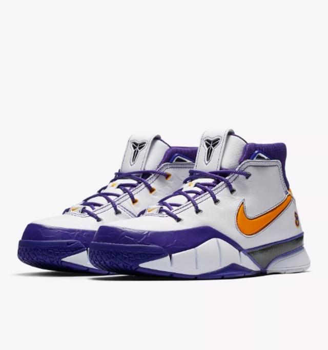 Mengenang Kobe Bryant Lewat Kolaborasi Sneakers dengan Adidas dan Nike (9253)