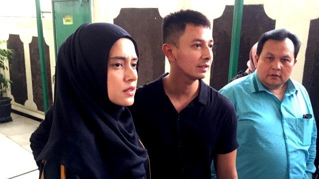 Fairuz A Rafiq dan Sonny Septian, PN Jaksel