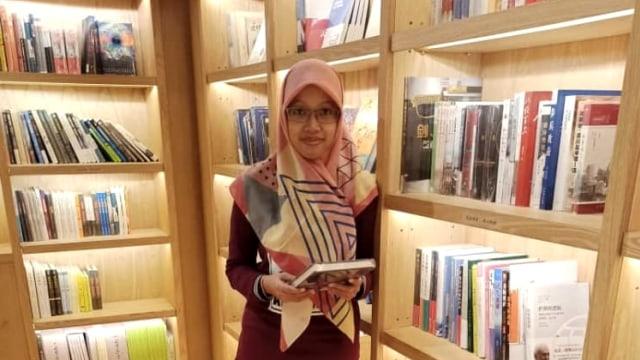 Hilyatul Millati, Mahasiswa Indonesia di Wuhan