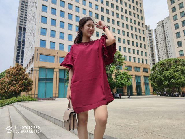 Review Xiaomi Mi Note 10 Pro: Kamera Hebat 108 MP (101352)
