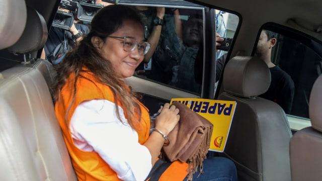 Eks Komisioner KPU Wahyu Setiawan Dituntut 8 Tahun Penjara (619)