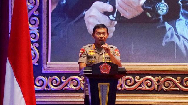 Jenderal Idham Azis Resmi Kirim 5 Brigjen Polri ke KPK, ini Daftarnya (83107)