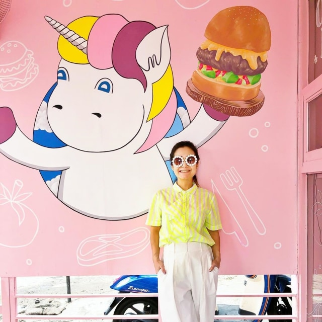 Berawal dari Hobi, Melissa Karim dan Suami Buka Bisnis Burger (66891)