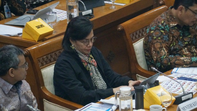 Sri Mulyani Dinilai Terlalu Pede Pasang Target Ekonomi RI 5,5 Persen di 2021 (26021)