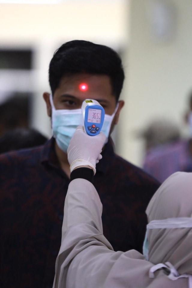 Mahasiswa Aceh yang Pulang dari China Diawasi Selama 28 Hari (63478)
