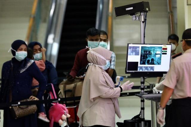 Mahasiswa Aceh yang Pulang dari China Diawasi Selama 28 Hari (63479)