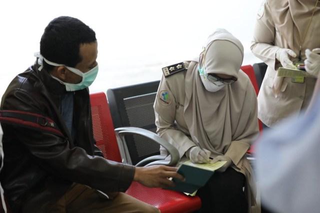 Mahasiswa Aceh yang Pulang dari China Diawasi Selama 28 Hari (63480)