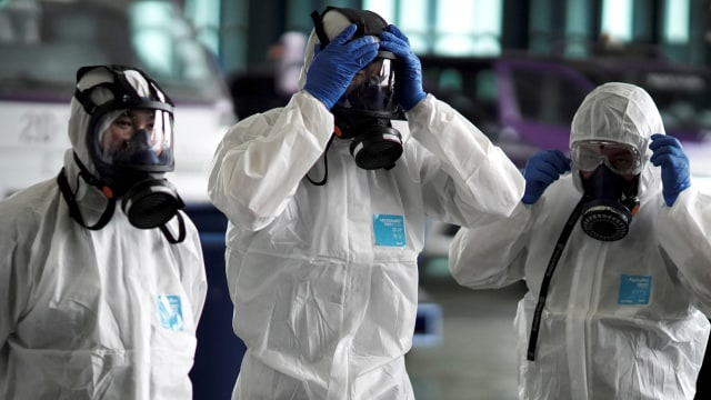 Hadapi Lonjakan Virus Corona, Thailand Segera Berlakukan Pembatasan (26236)