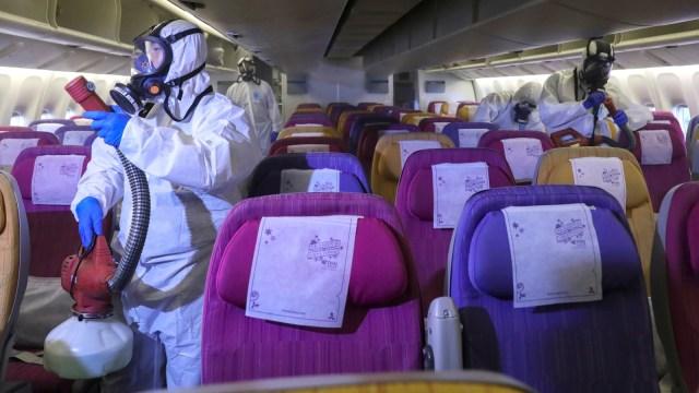 Thai Airways Nyatakan Bangkrut, Terpaksa Tunda Refund Rp 11 Triliun (39595)