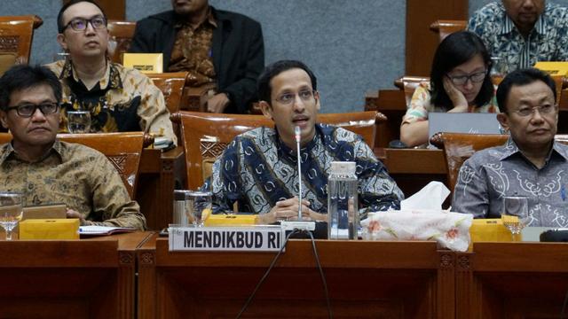 Anggota DPR PDIP soal Isu Nadiem Kena Reshuffle: Banyak Prestasi dan Terobosan (618808)