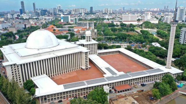 Renovasi Masjid Istiqlal
