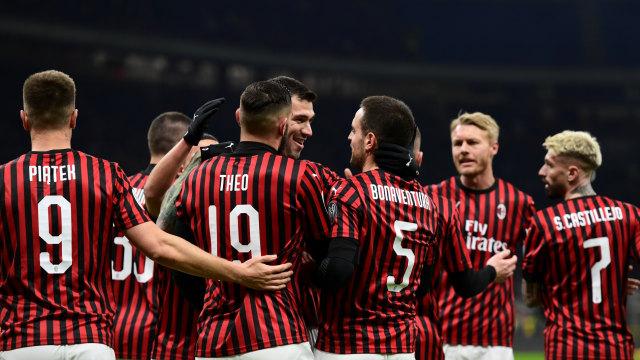 Jadwal Liga Italia Nanti Malam: Milan vs Parma dan Sassuolo vs Juventus (42926)