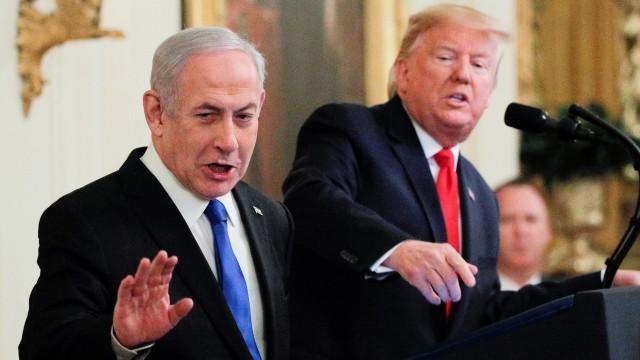Israel dan UEA Sepakat Berdamai, Trump Jadi Penengah (97822)