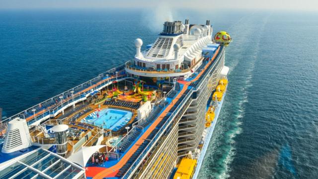 Royal Caribbean Bikin Simulasi Pelayaran, Ratusan Ribu Turis Daftar Jadi Relawan (660175)