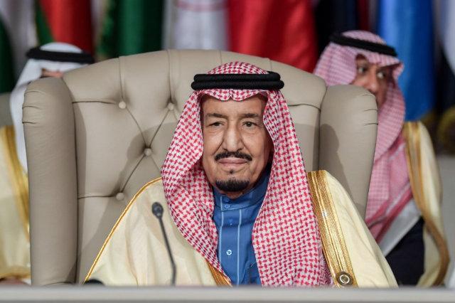 Raja Salman soal Virus Corona: Kita Sedang Hadapi Masa Sulit dalam Sejarah Dunia (24322)
