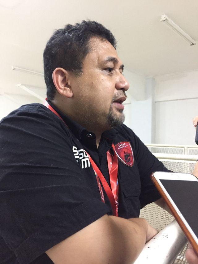 Jika Liga 1 Berlanjut, CEO PSM Tekankan Pentingnya Protokol Kesehatan (55124)