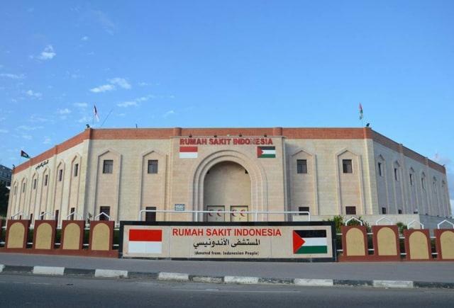 Perintis Rumah Sakit Indonesia di Gaza (5)