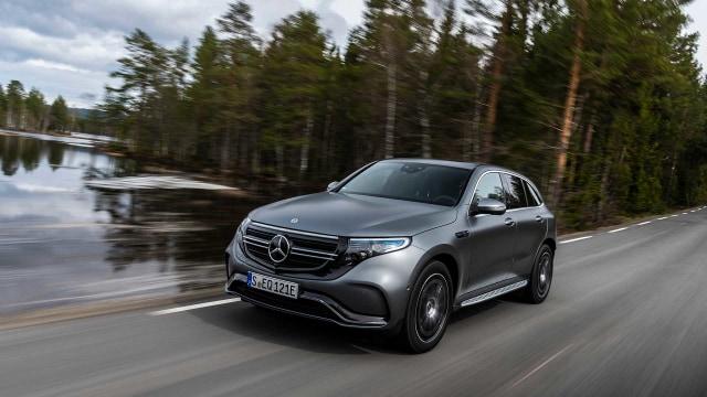 Bocoran 3 Mobil Listrik Mercedes-Benz yang Meluncur ke Indonesia Tahun 2021  (235006)