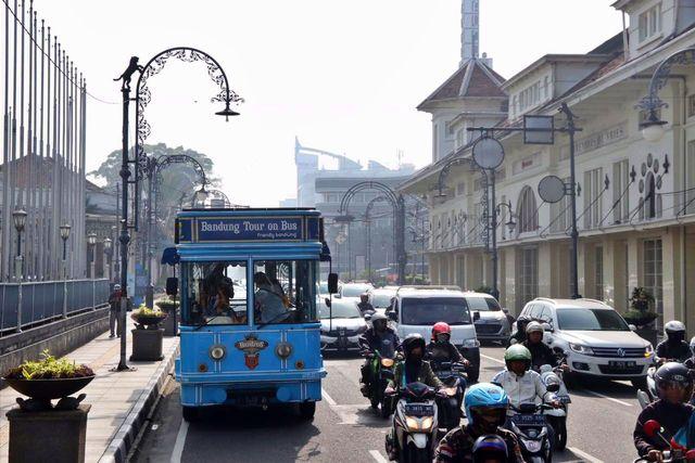 Bandros di Bandung