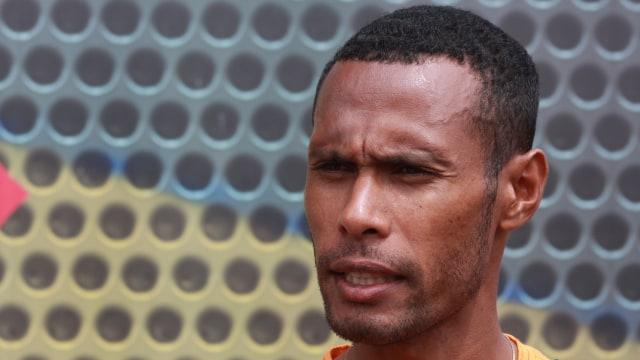 Bek kiri Bhayangkara FC Ruben Sanadi