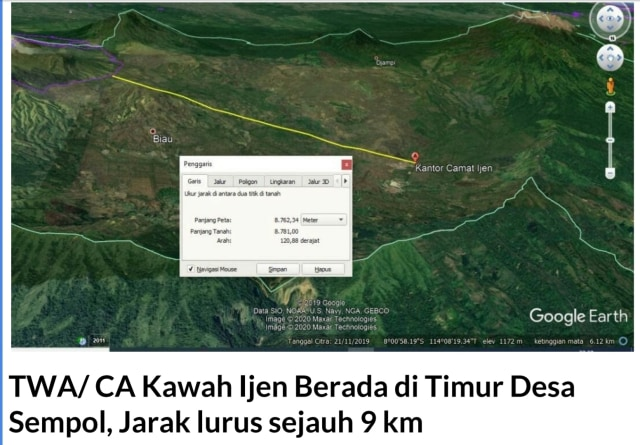 Banjir di Sempol Bondowoso Bukan dari Kawah Ijen, Begini Kronologinya (356062)
