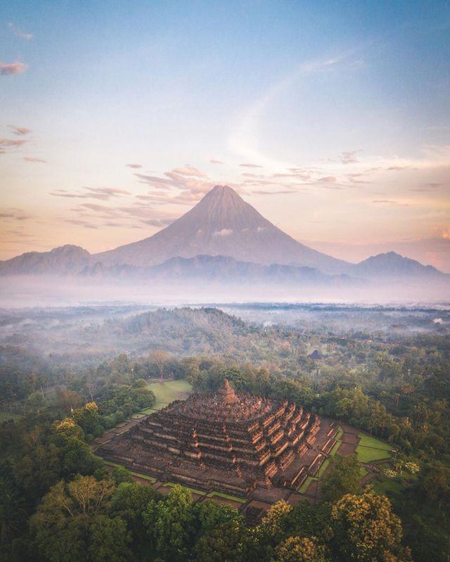 Foto 'Gunung Lancip' Lenyap dari Akun Instagram Kemenparekraf, Kok Bisa?  (223449)