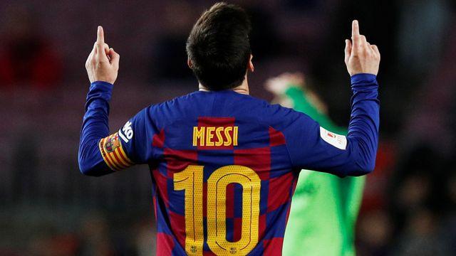 Impian Inter Milan Angkut Lionel Messi Mungkin Tinggal Angan (65488)