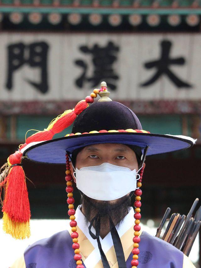 PTR- Virus corona penjaga kekaisaran Korea Selatan