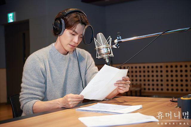 Kim Woo Bin Berdonasi untuk Yayasan Kanker Anak Korea (227903)