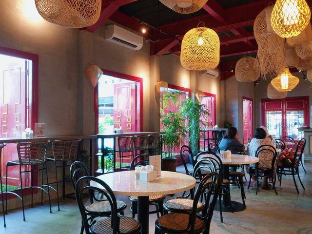 Restoran Kapitan Lim di Tanah Abang