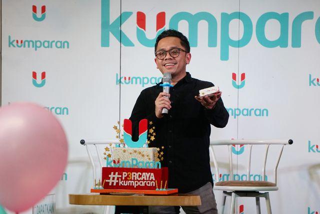 Di WAN-IFRA APAC, CEO kumparan Hugo Diba Bicara Peran Medsos Bagi Media Massa (373718)