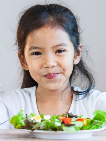 Lebih Baik Mana, Protein Hewani atau Nabati untuk Anak? (59698)