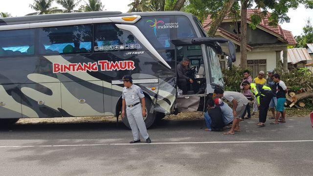 Izin PO Bus yang Abaikan Manajemen Keselamatan Bakal Dicabut  (7727)